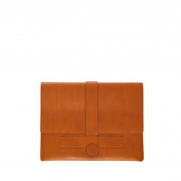 Leather sleeve for Macbook