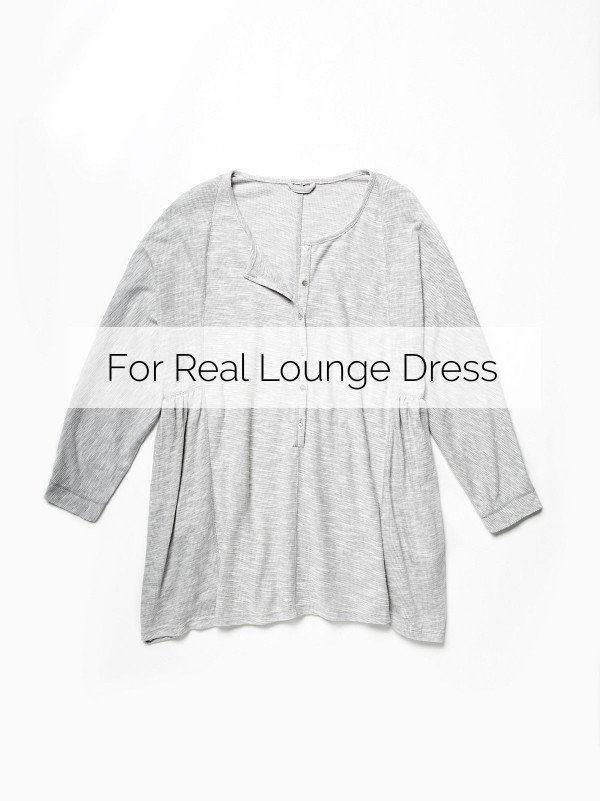For Real Lounge Dress